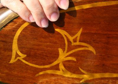 Ornamental Inlay