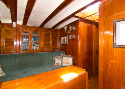 Main Saloon Port Side
